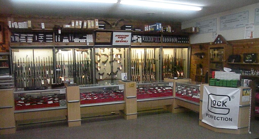 Fox Hole Gun Range